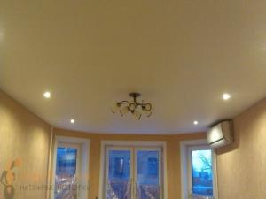 Тканевые натяжные потолки цена за 1м2